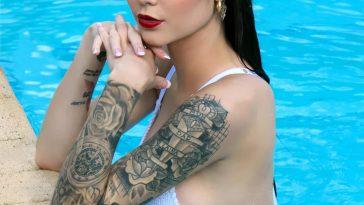 Vanquish Tattoo Magazine – September 2017 – Tania Simmonds