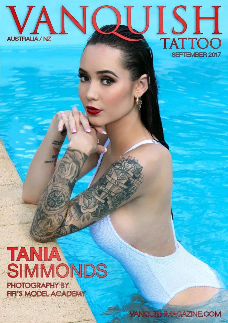 Vanquish Tattoo Magazine – September 2017 – Tania Simmonds 1