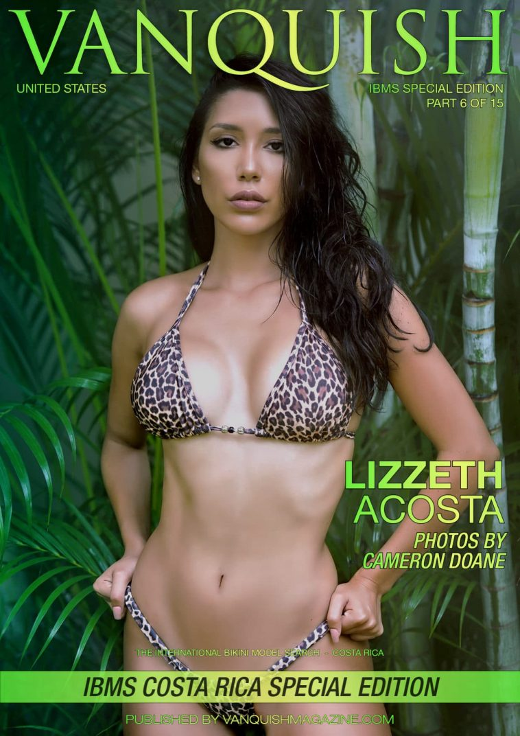 Vanquish Magazine - IBMS Costa Rica - Part 6 - Lizzeth Acosta 1