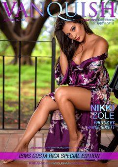 Vanquish Magazine - IBMS Costa Rica - Part 8 - Nikki Zole 27