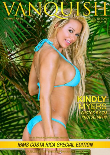 Vanquish Magazine - IBMS Costa Rica - Part 9 - Kindly Myers 3