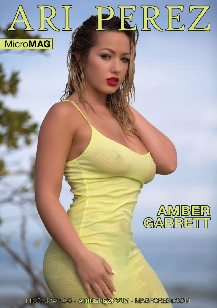 Ari Perez MicroMAG - Amber Garrett 1