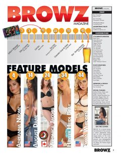 Browz Magazine - Summer 2017 2