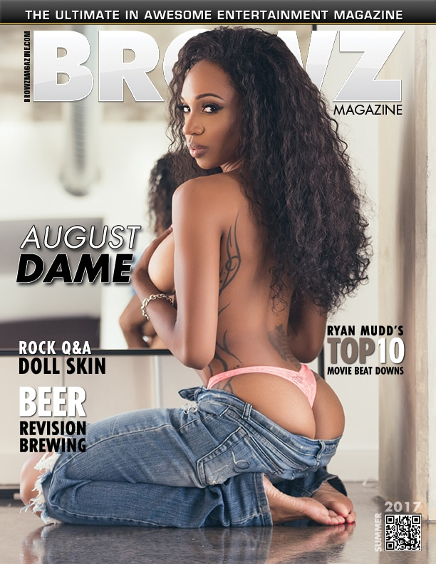 Browz Magazine - Summer 2017 1