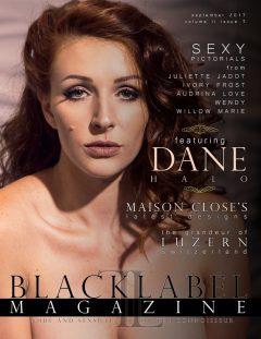 Black Label Magazine – September 2017