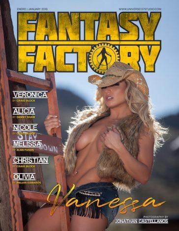 Fantasy Factory Magazine – January 2018
