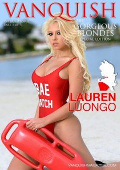 Vanquish Magazine - Gorgeous Blondes - Lauren Luongo 26