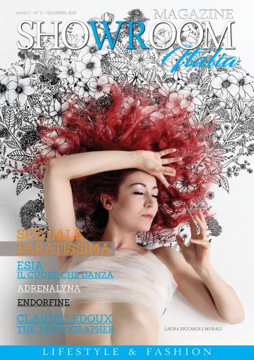 Showroom Italia Magazine - December 2017 3