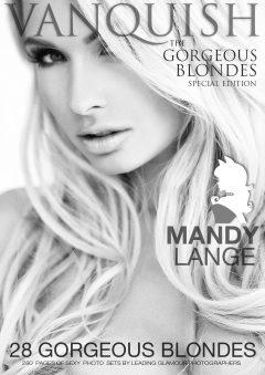 Vanquish Magazine - Gorgeous Blondes 2016 - Exclusive Book 25