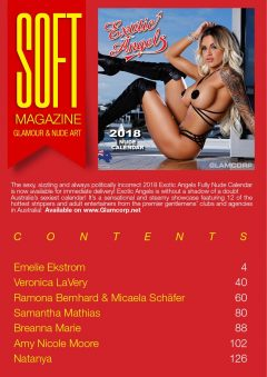 Soft Magazine - January 2018 - Breanna Marie 2