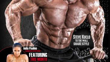 Most Muscular Magazine - Premier Issue 2017 15