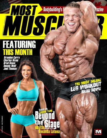 Most Muscular Magazine - March - April 2018 6