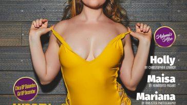Bikini Plus Magazine – December 2017