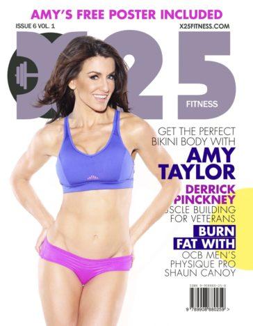 X25 Fitness Magazine - Issue 6 12