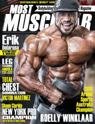 Most Muscular Magazine – June – July 2018 6