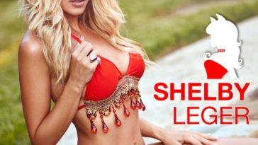 Vanquish Magazine - Gorgeous Blondes - Shelby Leger 10