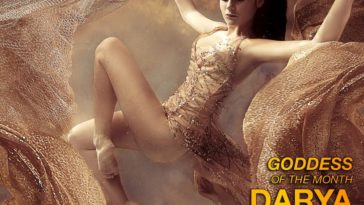 Goddess Magazine – June 2018 – Darya Delishes 4