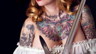 Vanquish Tattoo Magazine - March 2016 - Alicia M Wallace 3