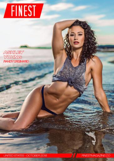 Finest Magazine - October 2018 - Ashley Young 12