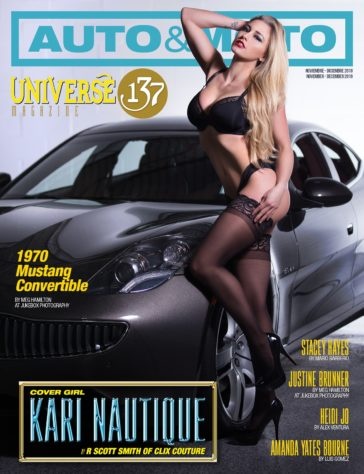 Auto & Moto Magazine - November - December 2018 7