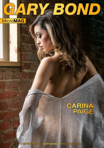 Gary Bond MicroMAG - Carina Paige 4