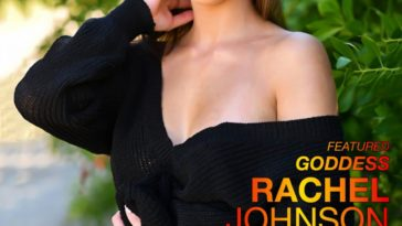 Goddess Magazine – January 2019 – Rachel Johnson 10