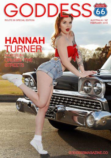 Goddess Route 66 - February 2019 - Hannah Turner 6