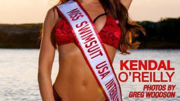 Vanquish Magazine – Swimsuit USA – Part 5 – Kendal O'Reilly
