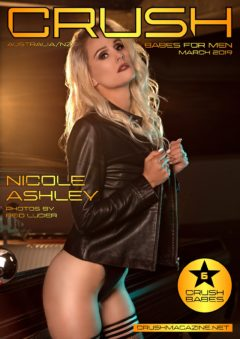 Crush Magazine - March 2019 - Nicole Ashley 20
