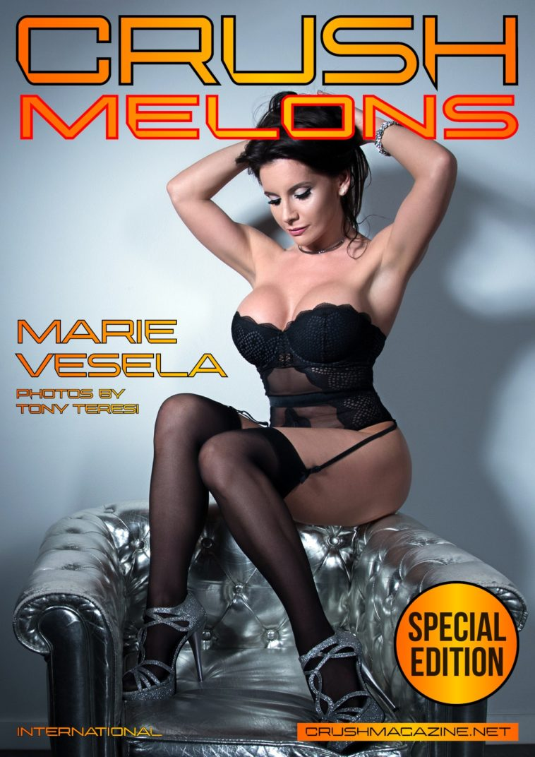 Crush Melons - March 2019 - Marie Vesela 1