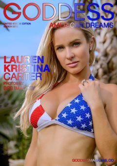 Goddess American Dreams - June 2019 - Lauren Kristina Carter 20