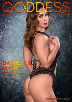 Goddess Magazine – March 2019 – Danielle Marie 21