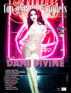 Australia's Top Glamour Models - Lingerie & Latex - Dani Divine 20