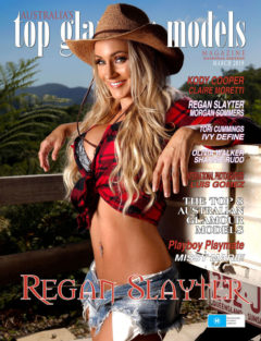 Australia's Top Glamour Models - March 2018 - Regan Slayter 20