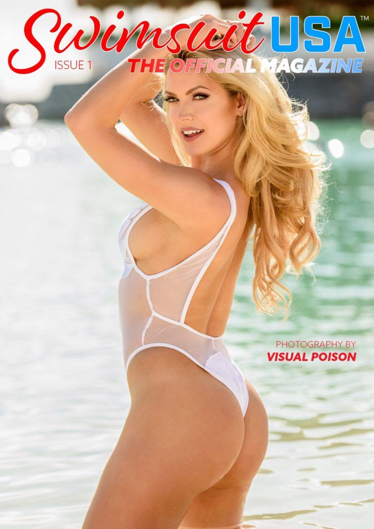 Swimsuit USA Magazine - Part 1 - Courtney Newman 1