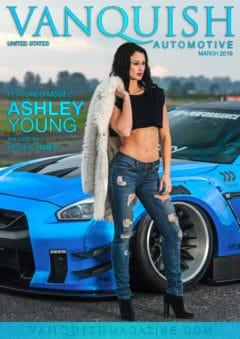 Vanquish Automotive - March 2019 - Ashley Young 20
