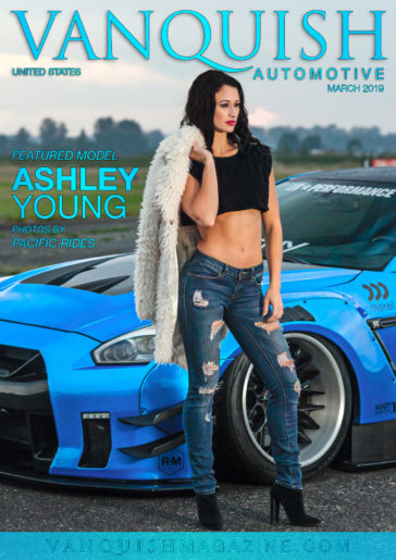 Vanquish Automotive - March 2019 - Ashley Young 2
