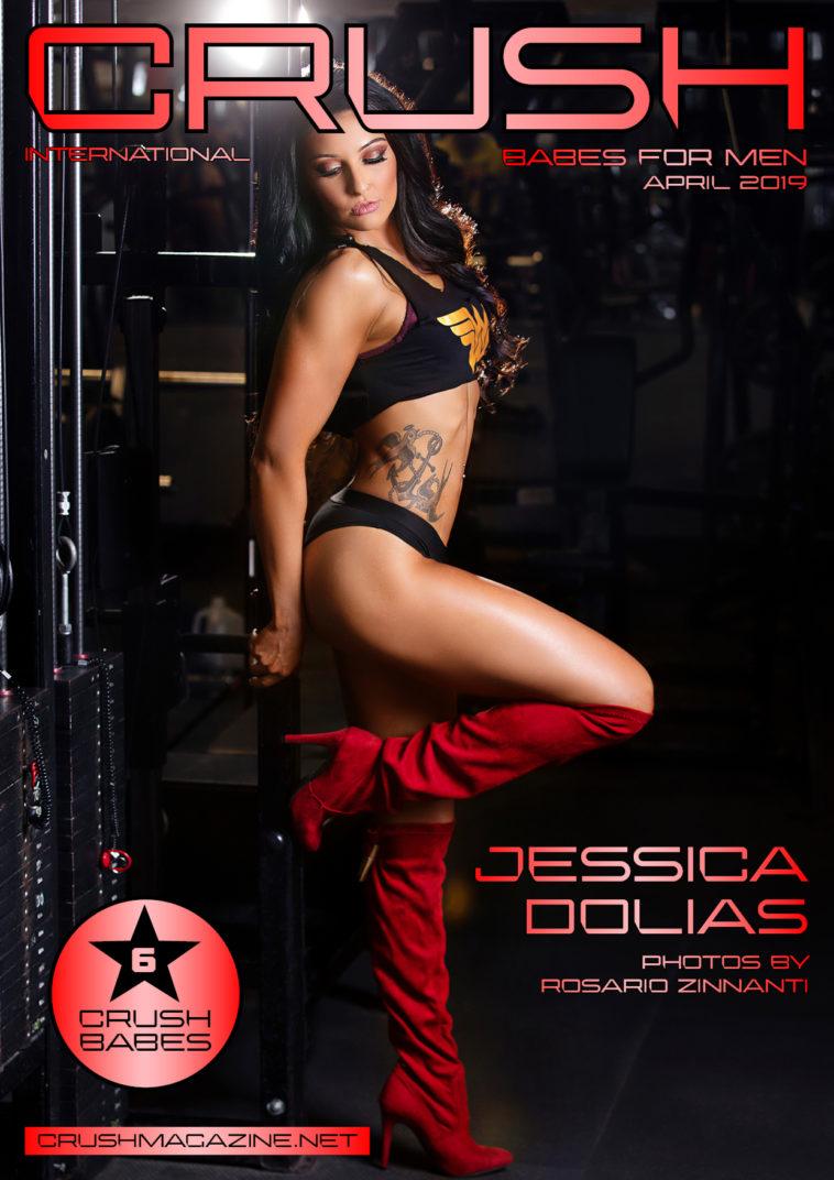 Crush Magazine - April 2019 - Jessica Dolias 1