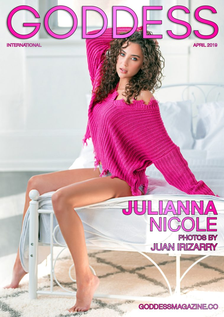 Goddess Magazine – April 2019 – Julianna Nicole 1