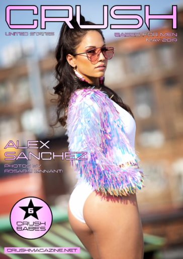 Crush Magazine - May 2019 - Alex Sanchez 4
