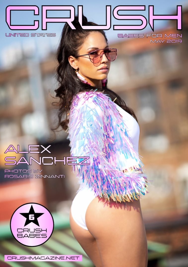 Crush Magazine - May 2019 - Alex Sanchez 5