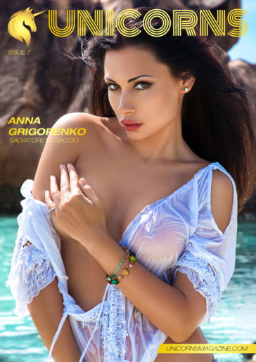 Unicorns Magazine - May 2019 - Anna Grigorenko 1