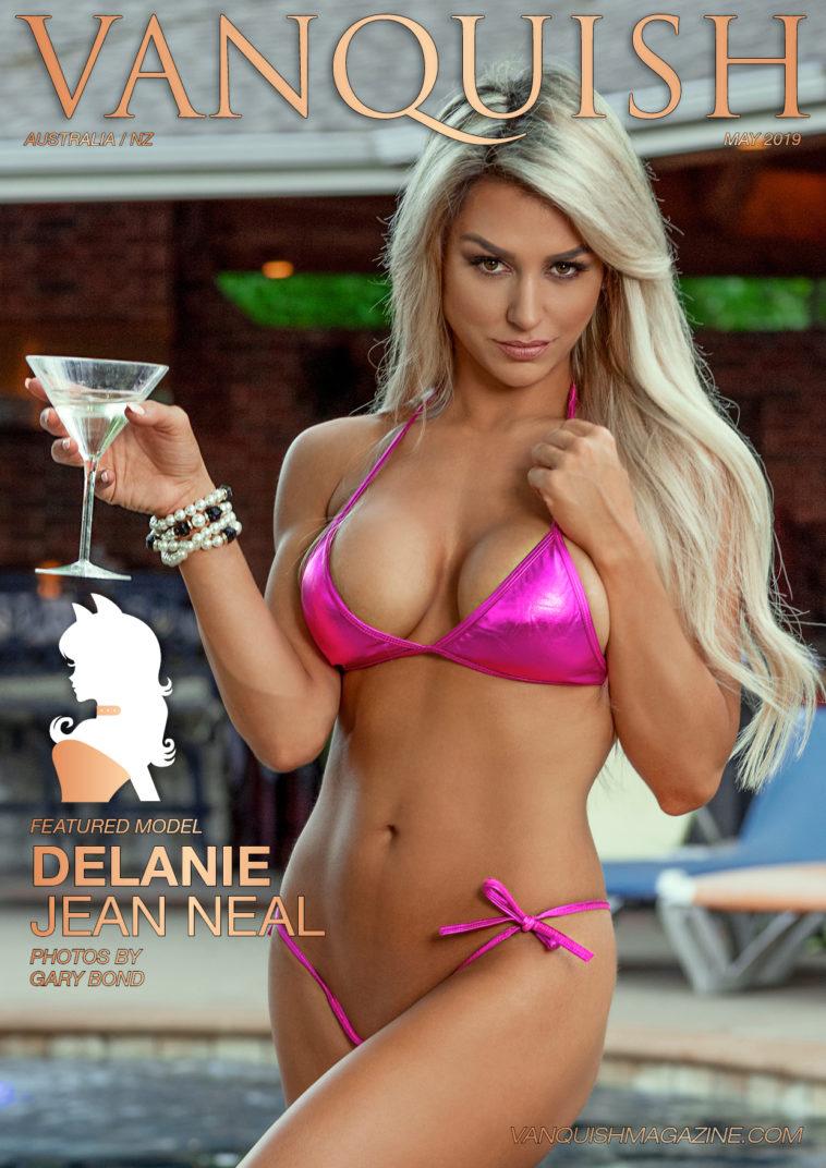 Vanquish Magazine - May 2019 - Delanie Jean Neal 1