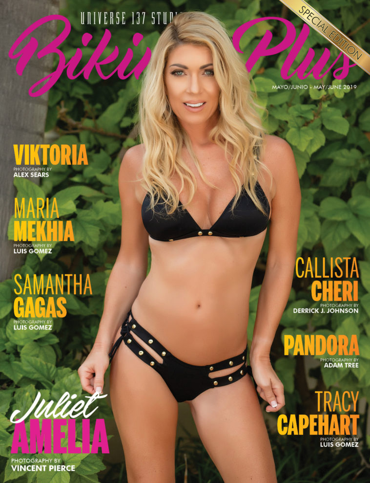 Bikini Plus Magazine - June 2019 1