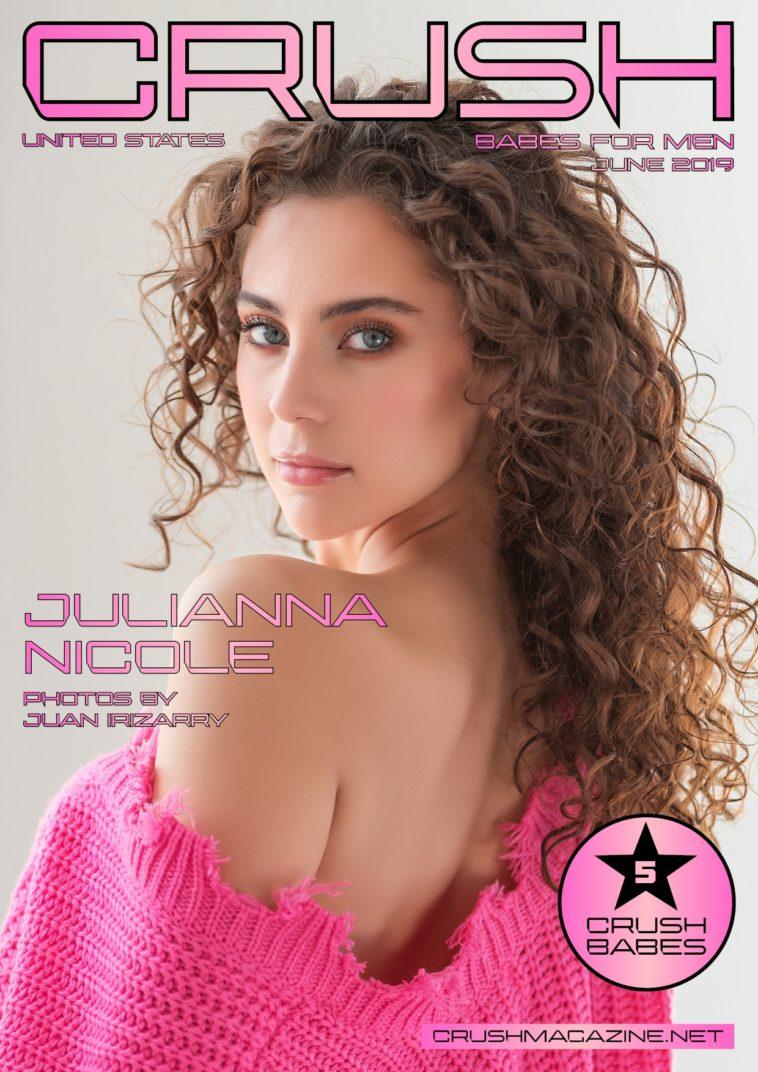 Crush Magazine - June 2019 - Julianna Nicole 1