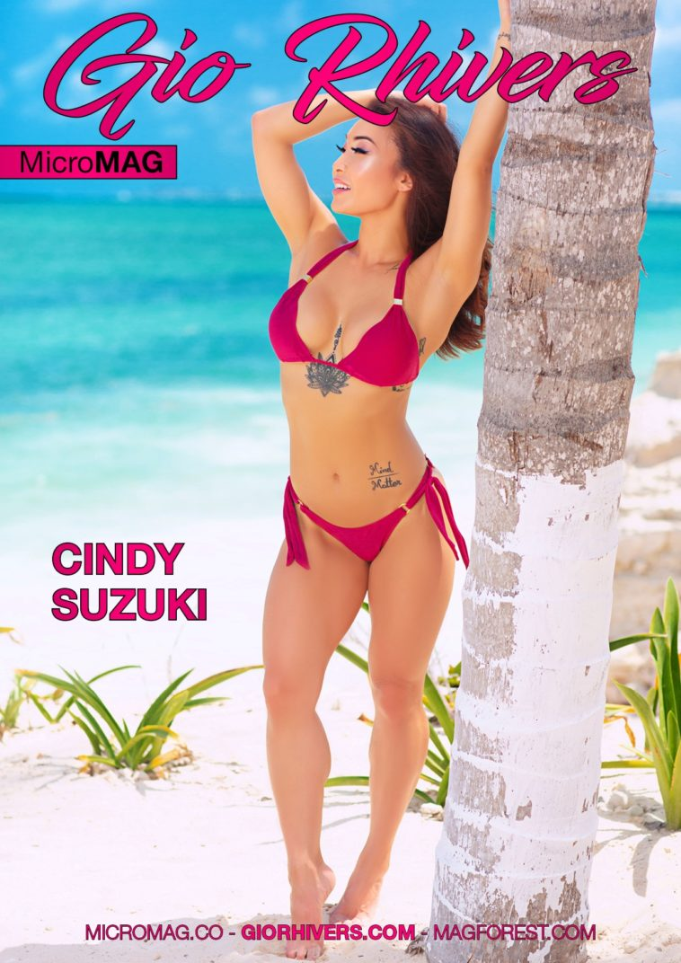 Gio Rhivers MicroMAG - Cindy Suzuki 1