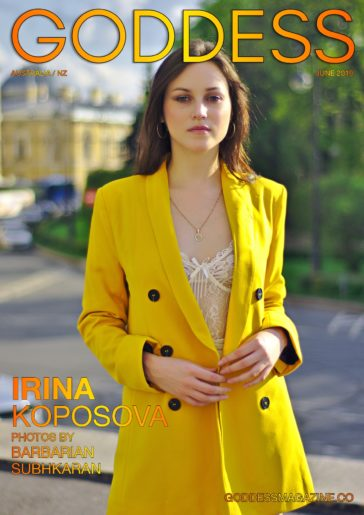 Goddess Magazine – June 2019 – Irina Koposova 8