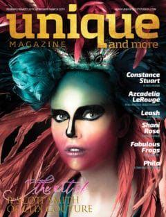 Unique Magazine - March 2019 21