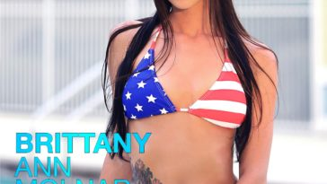 Goddess Magazine – July 2019 – Brittany Ann Molnar 3