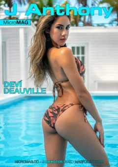 J Anthony MicroMAG - Deví Deauville 21